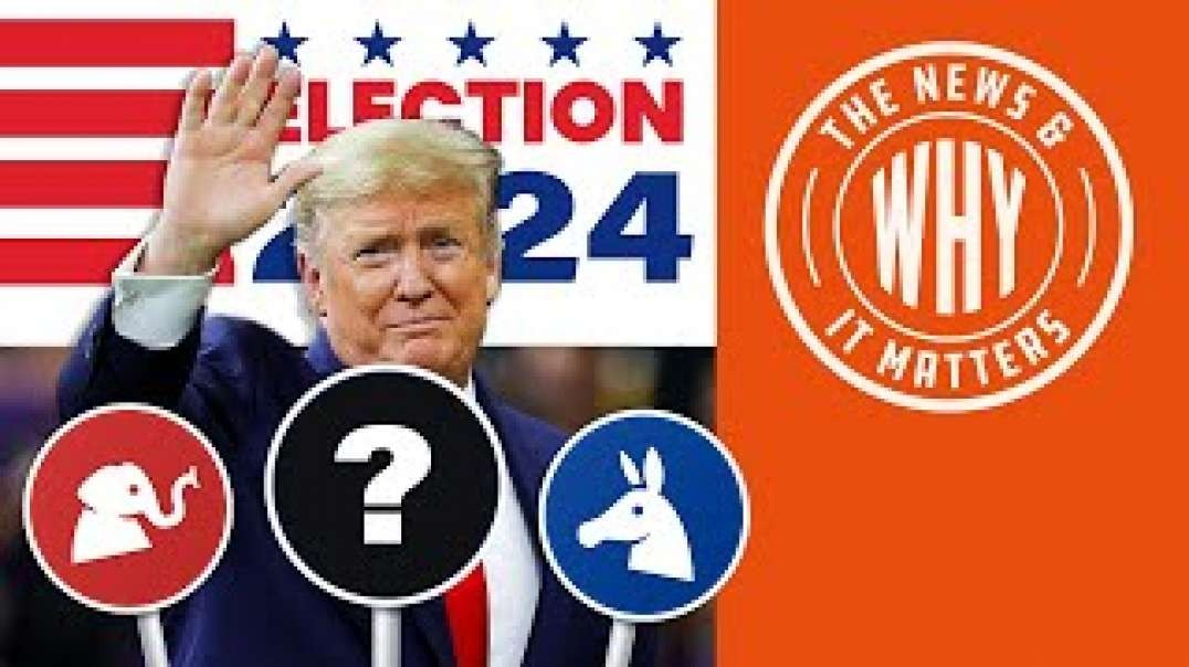 #695 Will Trump Run THIRD PARTY in 2024 if Impeachment Fails  The News and Why It Matters