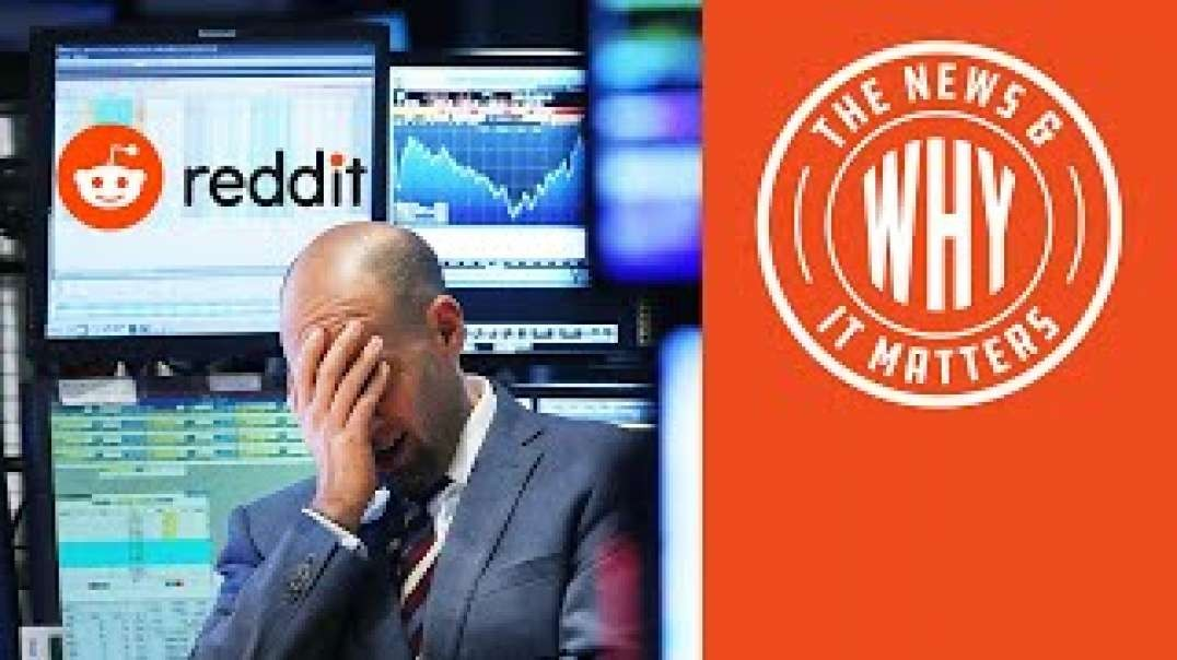#705 GAMING the System: Has Reddit Changed Wall St. as We Know It? | The News & Why It Matters