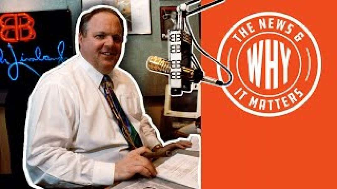 #719 Is Talk Radio in Trouble Now that Rush Limbaugh Has Passed? | The News & Why It Matters
