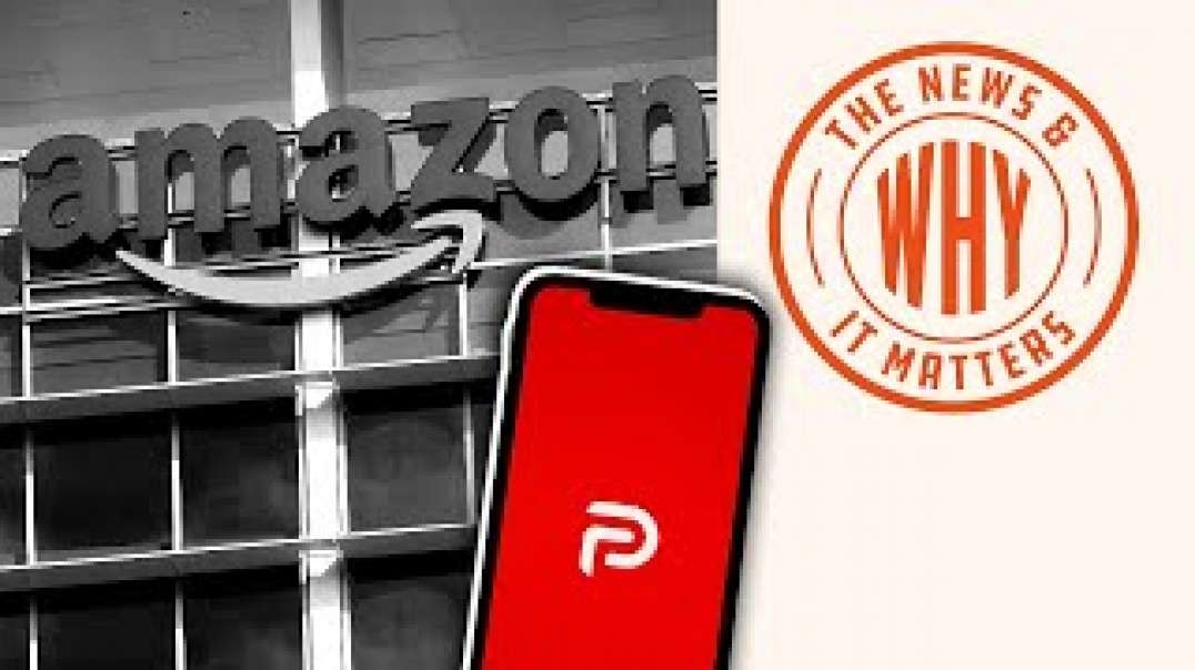 #692 PARLER VS. BIG TECH - Does Parler Stand a Chance Against Amazon  The News and Why It Matters -