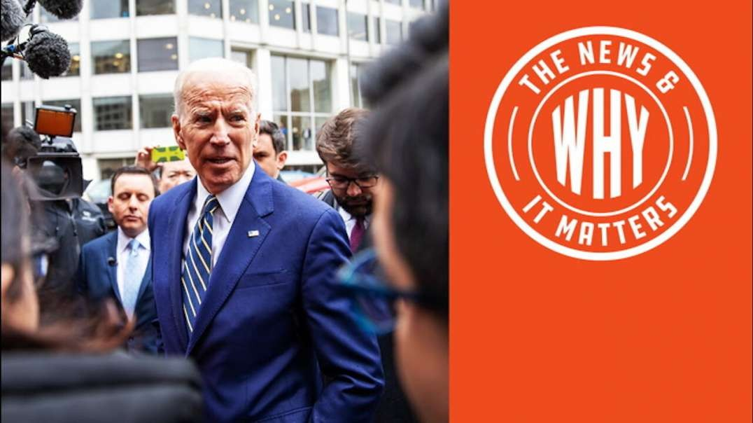 #733 Media PUSHED AWAY as They Attempt to Ask Biden Questions | The News & Why It Matters