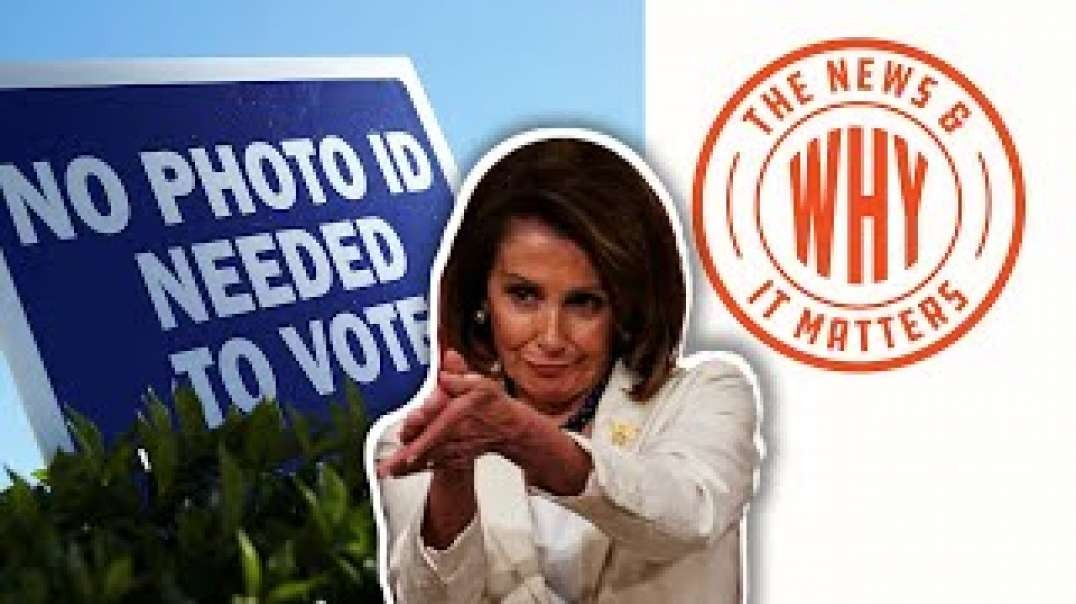 #729 Democrats Vote to Ensure Election Integrity Is GONE FOR GOOD | The News & Why It Matters
