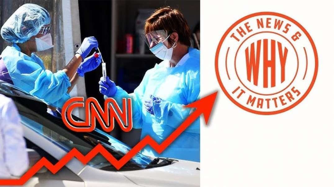 #730 What MSM Is REALLY About: Brags COVID 'Really Good for Ratings' | The News & Why