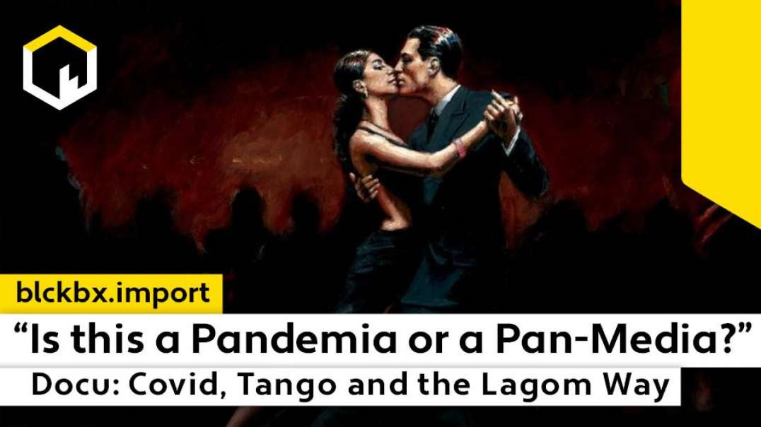 """""""Is this a Pandemia or a Pan-Media"""" vroeg Claudia Nye aan Anders Tegnell…"""