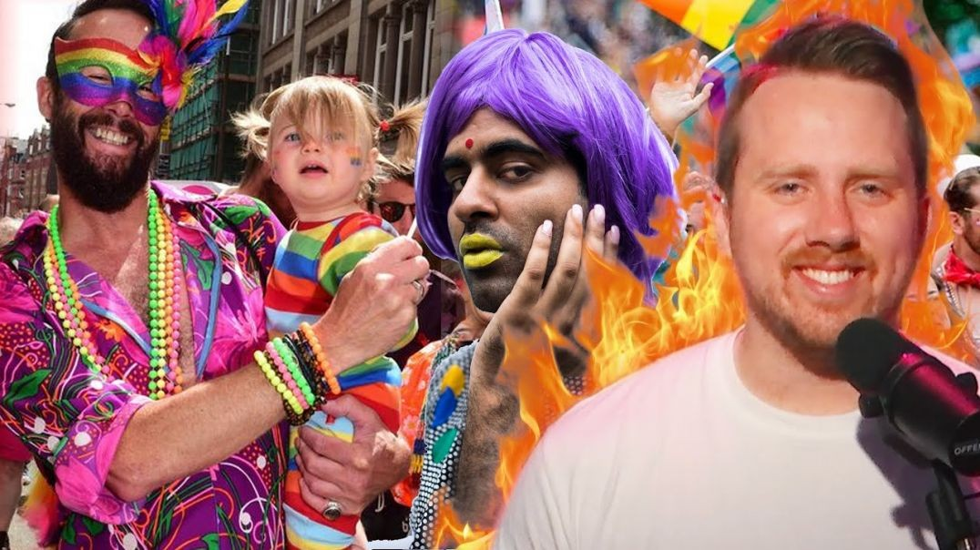 Roasting Pride Month Guest John Doyle Ep 158